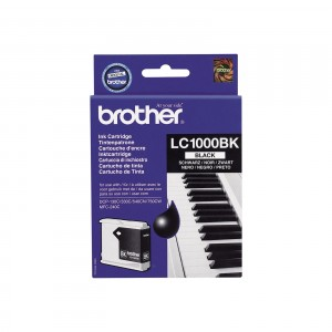 Brother LC-1000 negro cartucho de tinta original. PARA LA IMPRESORA Brother DCP-330C Tinteiros