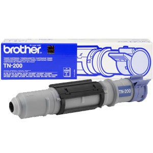 Brother TN200 toner original PARA LA IMPRESORA Brother Fax-8660 Toner