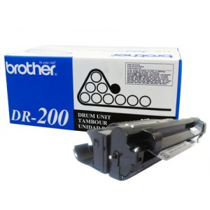 Brother DR-200 tambor original PARA LA IMPRESORA Brother Fax-8660 Toner