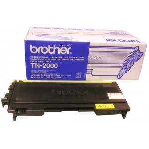 Brother TN2000 toner original PARA LA IMPRESORA Brother HL-2050 Toner