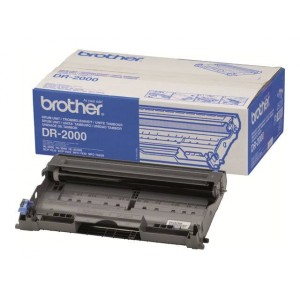 Brother DR2000 tambor original PARA LA IMPRESORA Brother HL-2050 Toner
