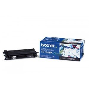 Brother TN135BK toner negro original PERTENENCIENTE A LA REFERENCIA Brother TN-135 Toner