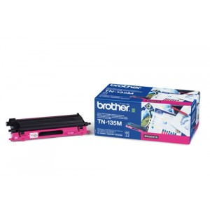 Brother TN135M toner magenta original PERTENENCIENTE A LA REFERENCIA Brother TN-135 Toner