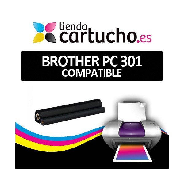 BROTHER FAX PC-301 / PC 302RF / PC-compatível 304RF