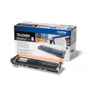 Brother TN230BK toner negro original PERTENENCIENTE A LA REFERENCIA Brother TN-230 Toner