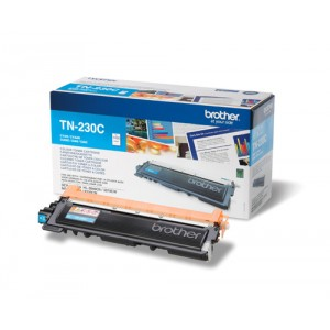 Brother TN230C toner cian original PERTENENCIENTE A LA REFERENCIA Brother TN-230 Toner