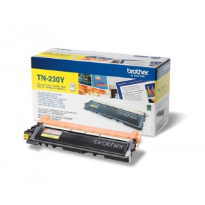 Brother TN230Y toner amarillo original PERTENENCIENTE A LA REFERENCIA Brother TN-230 Toner