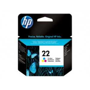 Cartucho HP 22 ORIGINAL PARA LA IMPRESORA HP OfficeJet 4359 Tinteiros