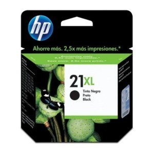 Cartucho HP 21XL ORIGINAL PARA LA IMPRESORA HP OfficeJet 4359 Tinteiros