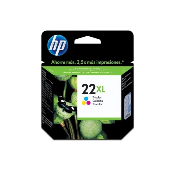Tinteiro HP 22XL ORIGINAL