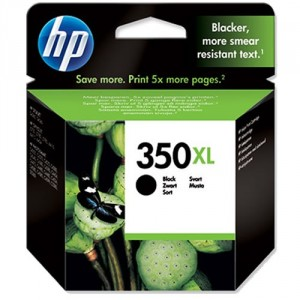 Cartucho ORIGINAL HP 350XL NEGRO PARA LA IMPRESORA HP OfficeJet J5738 Tinteiros