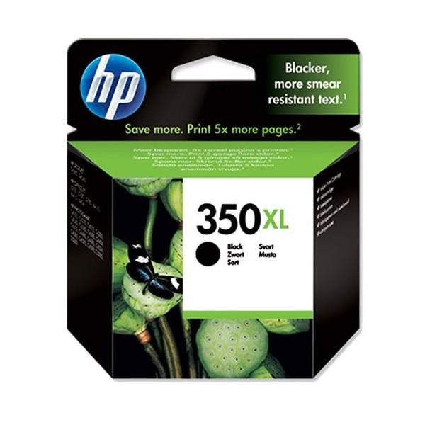 HP 350XL TINTEIRO PRETO ORIGINAL