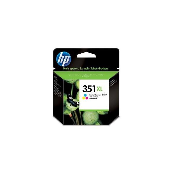 HP 351XL TINTEIRO COR ORIGINAL