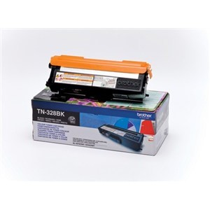 Brother TN328BK toner negro original PARA LA IMPRESORA Brother HL-4570CDWT Toner