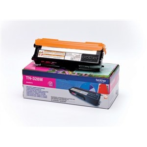 Brother TN328M toner magenta original PARA LA IMPRESORA Brother HL-4570CDWT Toner