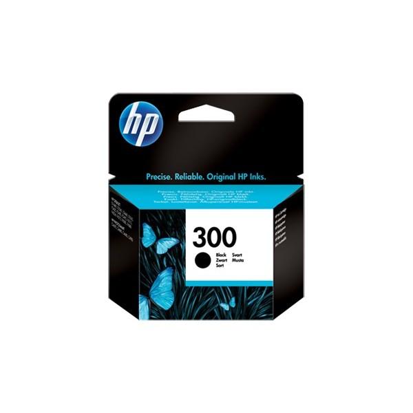 HP 300 TINTEIRO PRETO ORIGINAL