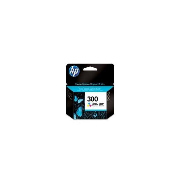 HP 300 TINTEIRO COR ORIGINAL
