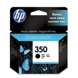Cartucho ORIGINAL HP 350 NEGRO PARA LA IMPRESORA HP Photosmart C4480 All-in-One Tinteiros