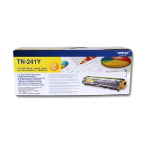 Brother TN241Y toner amarillo original PARA LA IMPRESORA Brother HL-3170CDW Toner
