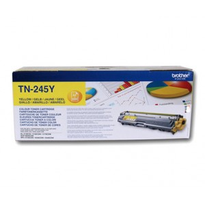 Brother TN245Y toner amarillo original PARA LA IMPRESORA Brother HL-3170CDW Toner