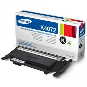 Toner NEGRO SAMSUNG CLP325 ORIGINAL. K4072S PARA LA IMPRESORA Samsung CLX-3180FW Toner