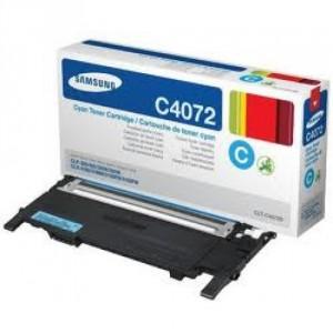 Toner CYAN SAMSUNG CLP325 ORIGINAL. C4072S PARA LA IMPRESORA Samsung CLX-3180FW Toner