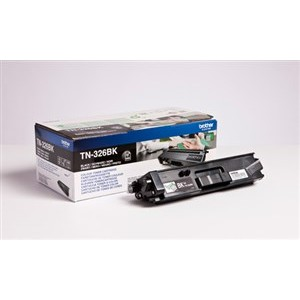 Brother TN326BK toner negro original PARA LA IMPRESORA Brother MFC-L8650CDW Toner