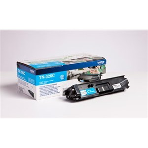 Brother TN326C toner cian original PARA LA IMPRESORA Brother MFC-L8650CDW Toner