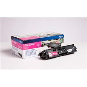 Brother TN326M toner magenta original PARA LA IMPRESORA Brother MFC-L8650CDW Toner