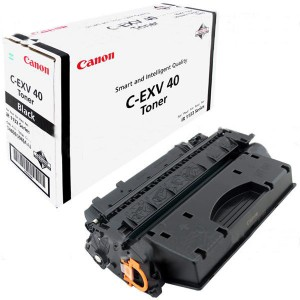 Canon C-EXV40 toner original, referencia Canon 3480B006 PARA LA IMPRESORA Canon IR1133iF Toner