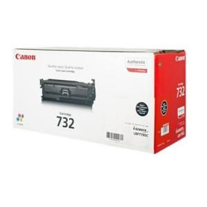 Canon 732BK toner negro original, referencia Canon 6263B002 PARA LA IMPRESORA Canon i-SENSYS LBP7780Cx Toner