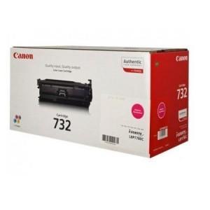 Canon 732M toner magenta original, referencia Canon 6261B002 PARA LA IMPRESORA Canon i-SENSYS LBP7780Cx Toner