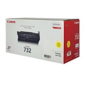 Canon 732Y toner amarillo original, referencia Canon 6260B002 PARA LA IMPRESORA Canon i-SENSYS LBP7780Cx Toner