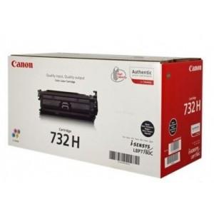 Canon 732HBK toner negro original, referencia Canon 6264B002 PARA LA IMPRESORA Canon i-SENSYS LBP7780Cx Toner