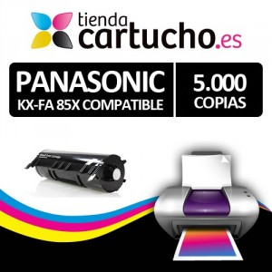 PANASONIC KX-FA85X PARA LA IMPRESORA Panasonic KX-FLB803 Toner