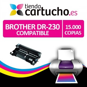 TAMBOR BROTHER DR-230 MAGENTA COMPATIBLE PERTENENCIENTE A LA REFERENCIA Brother TN-230 Toner