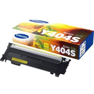 Toner AMARELO Samsung CLT-Y404S Original PERTENENCIENTE A LA REFERENCIA Samsung CLT-404 Toner