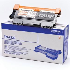 Toner ORIGINAL Brother TN 2220 para impresoras HL 2240D / 2250DN PARA LA IMPRESORA Brother MFC-7360 Toner