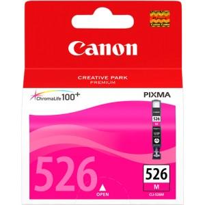 Canon CLI-526M magenta cartucho de tinta original. PARA LA IMPRESORA Canon Pixma IX6550 Tinteiros