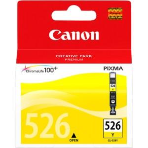 Canon CLI-526Y amarillo cartucho de tinta original. PARA LA IMPRESORA Canon Pixma IX6250 Tinteiros