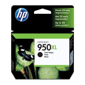 HP 950XL NEGRO ORIGINAL PARA LA IMPRESORA HP OfficeJet Pro 8610 eAiO Tinteiros