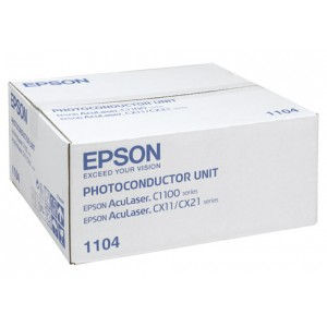 PARA LA IMPRESORA Epson Aculaser C1100 Toner