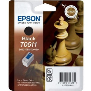 PARA LA IMPRESORA Epson Stylus Color 740 Tinteiros