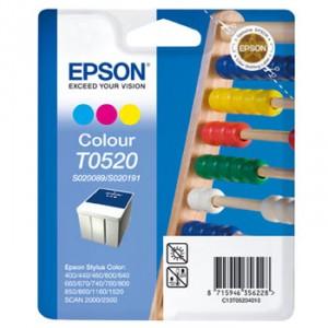 PARA LA IMPRESORA Epson Stylus Color 660 Tinteiros
