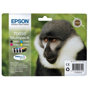 PARA LA IMPRESORA Epson Stylus SX215 Tinteiros