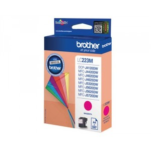 Brother LC223 magenta cartucho de tinta original PARA LA IMPRESORA Brother DCP-J562DW Tinteiros