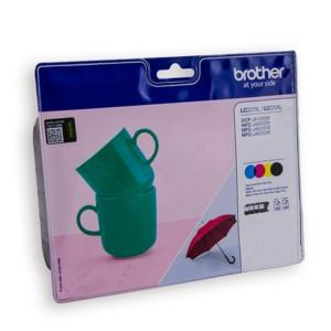 Brother LC227 multipack cartuchos de tinta original PARA LA IMPRESORA Brother MFC-J4625DW Tinteiros
