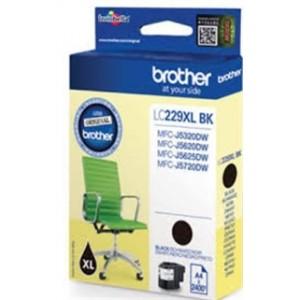 Brother LC229 negro cartucho de tinta original PARA LA IMPRESORA Brother MFC-J5720DW Tinteiros