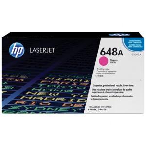 Cartucho de Toner HP 648A - CE263A Magenta original 11000 páginas PARA LA IMPRESORA HP Color LaserJet Enterprise CP4025n Toner