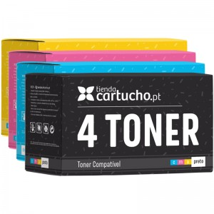 PARA LA IMPRESORA HP Color LaserJet CP1515 Toner